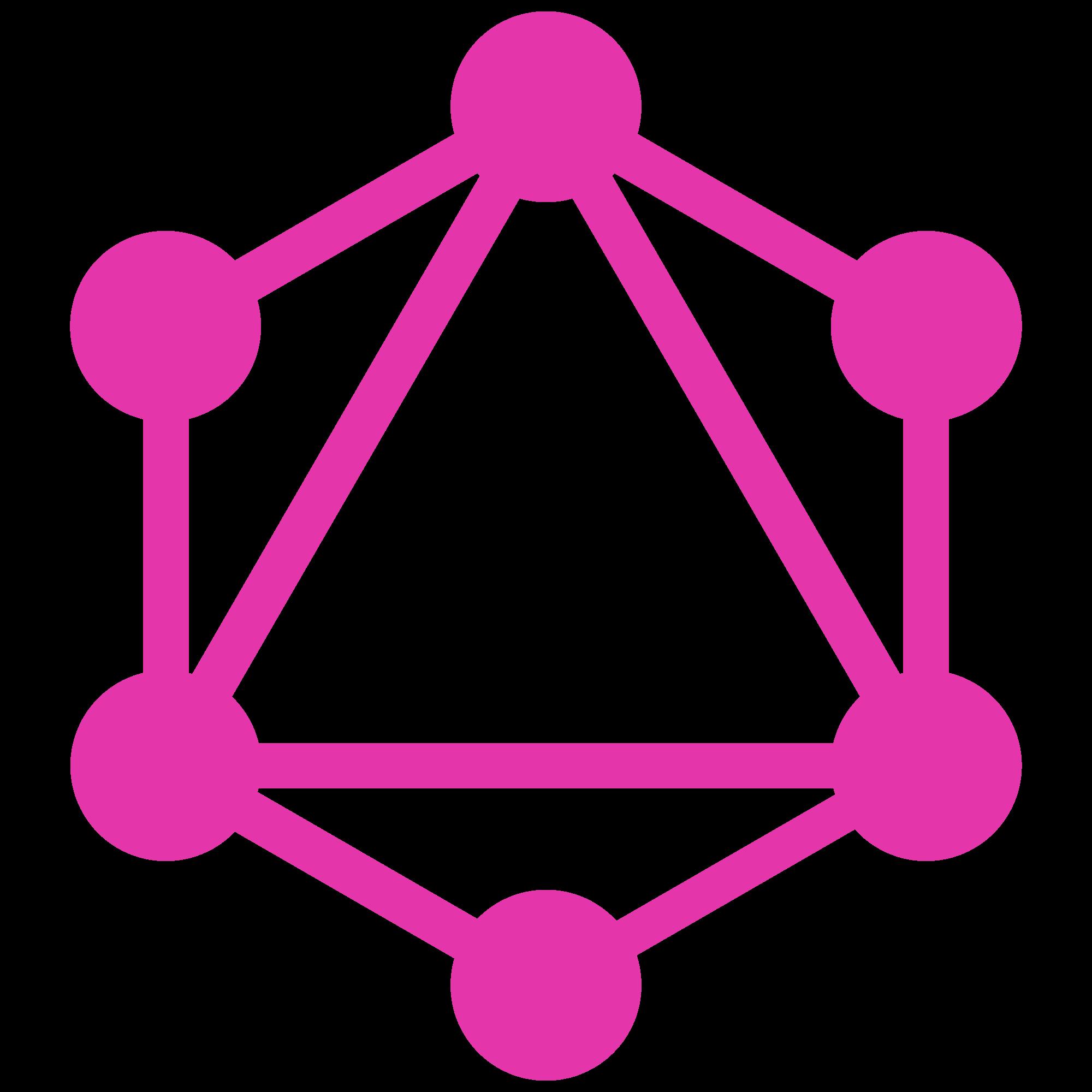 GraphQL logo