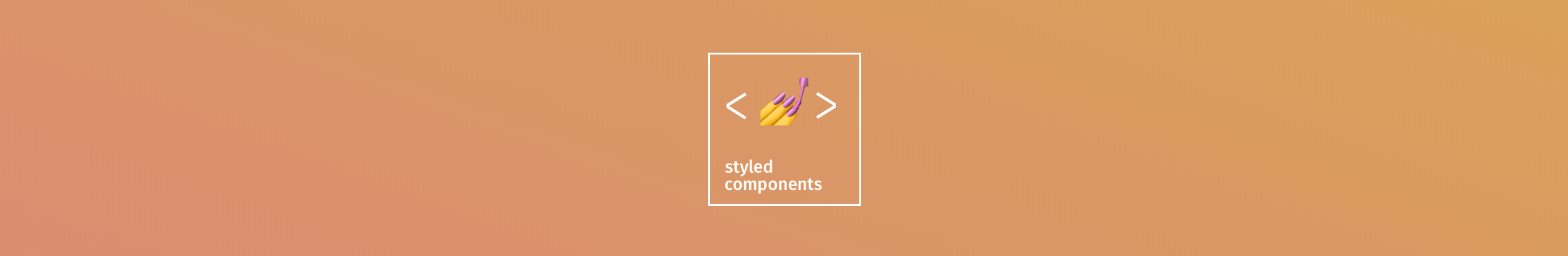 Image for Styling in React with styled-components
